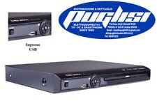 LETTORE DVD DVX MAJESTIC HDMI 579 USB HOME MPEG 4 NERO HD