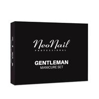 NeoNail Gentleman Manicure Set - Alle Nagelschere - Exklusive Git Geschenk Box
