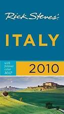 NEW Rick Steves' Italy 2010 with map by Rick Steves