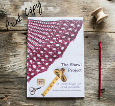 The Shawl Project. 6 Crochet patterns for shawls.