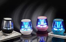 Magic Lamp Bluetooth kabelloser Lautsprecher in BLAU