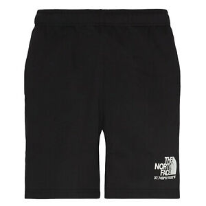 The North Face Mens - Coordinates Shorts french terry sweat - TNF Black