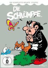 Die Schlümpfe - 9 Staffel - 2 DVD Box
