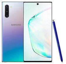 """Samsung Galaxy Note 10 6.3"""" Smartphone 256GB Dual-SIM Unlocked - *Aura Glow* B"""