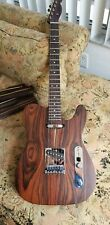 Telecaster tele all solid rosewood guitar George