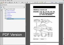 buy car service repair manuals xj8 ebay rh ebay co uk 2004 jaguar xj8 owners manual pdf 2004 jaguar xj8 owners manual pdf