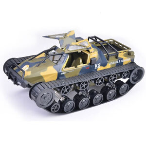 SG1203 radio remote 1/12 Tank Drift Car High Speed Full Proportional Control UK