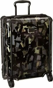 """NEW TUMI Tegra Lite Continental Carry-on Luggage Camo Print 22"""" Spinner NWT $745"""