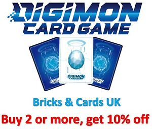 Digimon Card Game Release Special Booster Ver.1.5 (BT01-03) - SR / SEC Cards