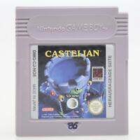 Castelian | Nintendo Game Boy Spiel | GameBoy Classic Modul | Akzeptabel