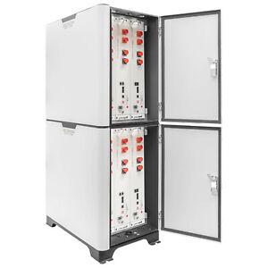 Cabinet for Lithium Ion Batteries Pylontech US2000 Voltacon Li-2021. Indoor Use