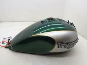 2002-2007 Triumph Bonneville America / Speedmaster CARBS FUEL GAS PETRO TANK