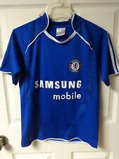 Vintage Frank Lampard # 8 England Chelsea Soccer Jersey Womens Large 8a - 10a