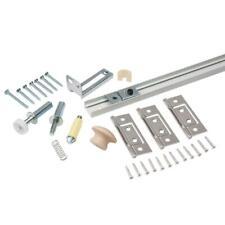 Bi-Fold Close Door Mounting Kit Hardware Set 30 in. Easy Install Closet Track