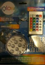 New Water Feature LED Light with Remote Control