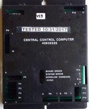 ROWE CD JUKEBOX  CD100C THRU DC100J CENTRAL CONTROL COMPUTER #40832220 V3.9