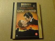 DVD GOUDEN FILMKLASSIEKERS NR.15 / GONE WITH THE WIND ( MARGARET MITCHELL'S...)