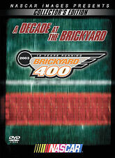 NASCAR - A Decade at the Brickyard (DVD, 2003)