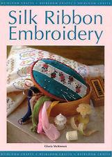 McKinnon, Gloria  Silk ribbon embroidery [Heirloom crafts series]  Book