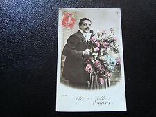 CPA - francia - allo ALLO bonjour 1912 (cy13) francesa