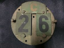 US Military Vehicle Truck Jeep Etc Bridge Plate