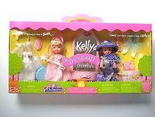 Barbie Kelly Dress Up Friends Liana Gift Set 4 Outfits & Dresser with Mirror NIB
