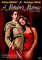 DVD - Drama - A Matador's Mistress - Adrien Brody - Penelope Cruz Merino  Meyjes