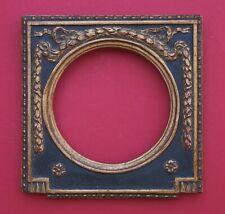 Rahmen / Fotorahmen  um 1900, Holz, vergoldet (# 12336)