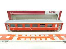 BR31-0,5 # Bemo H0m / Dc 3268 115 Autovetture 1. Classe a 1255 Rhb ,Neuw +