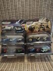 Micro Machines Complete Set if Series 4 - 4x3 vehicle pack, #14 #15 #16  #17 NEW