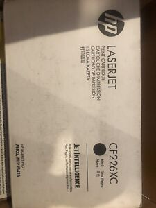 GENUINE HP 26X CF226XC LASERJET PRINT CARTRIDGE M402 MFP M426