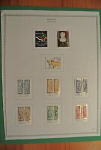 Monaco 68 Assorted Unused Stamps