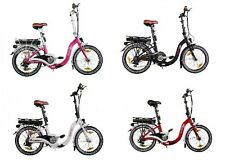 E-Bike Elektrofaltrad Ranis Foldy 6 Klapprad Elektrofahrrad Faltrad 250 Watt