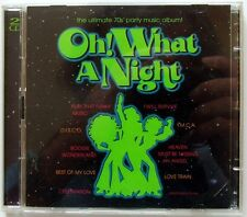 Oh! What A Night - 70´s party music double CD