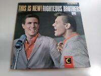 The Righteous Brothers This Is New! VG Original Stereo Moonglow LP Record 1965