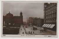 Northern Ireland postcard - Belfast, Wellington Place, Co. Antrim - RP (A10)