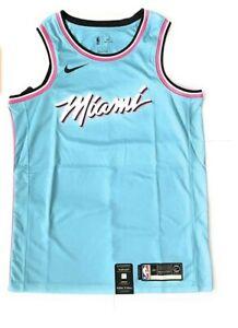 Nike NBA Miami Heat City Edition Swingman Jersey Men's Vest - AV4651 425