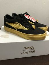 Vans Harry Potter Golden Snitch Old Skool SHOES MENS SIZE 7 WOMENS  Size 8.5
