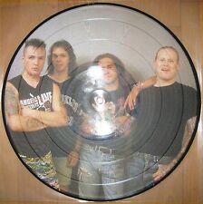 Limited Picture Vinyl LP Lügenmarsch - Böhse Onkelz - Metal Enterprises Oi Punk