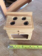 Dolls House Cooker Hob And Oven