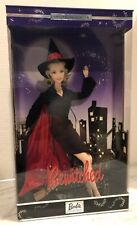 Mattel Barbie As Samantha BEWITCHED Witch Classic TV Show Halloween 53510 NRFB