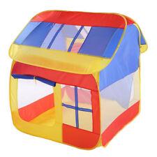 Pop Up Kids Play Tent Indoor Outdoor Camoing Beach Children Baby Playhouse Mesh
