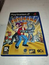 Futurama - The Game for the Playstation 2 / PS2 (USED)