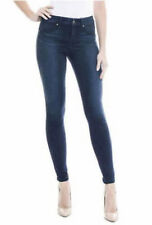 Level 99 Womens Ultra Skiinny Mid Rise Power Stretch Jeans Elliot Bay