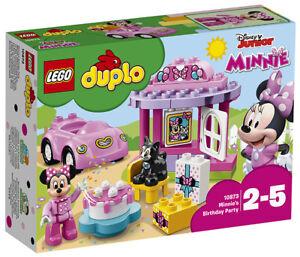 LEGO Duplo Disney La Festa Di Compleanno Di Minnie Kit 10873 LEGO