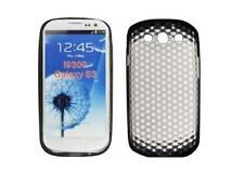 Funda Carcasa De Silicona Gel Negro Diamante ~ Samsung GT i9300 Galaxy S3