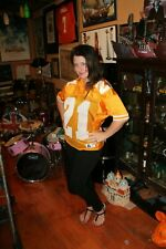 Tennessee Vols HEATH SHULER Jersey Sports Belle S-M & Signed Photo Correct Font