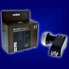Inverto Black Premium Twin Dual 2 Teilnehmer LNB 0,2 db ULN+ Ultra Noise
