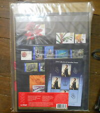 2006 Australia Post Deluxe STAMP YEAR Album Collection, With Stamps. MUH