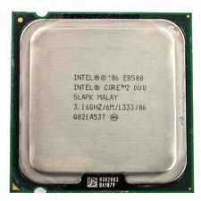 Intel Core 2 Duo SLAPK E8500 3.16GHz 1333MHz FSB 6MB L2 Cache Socket LGA775